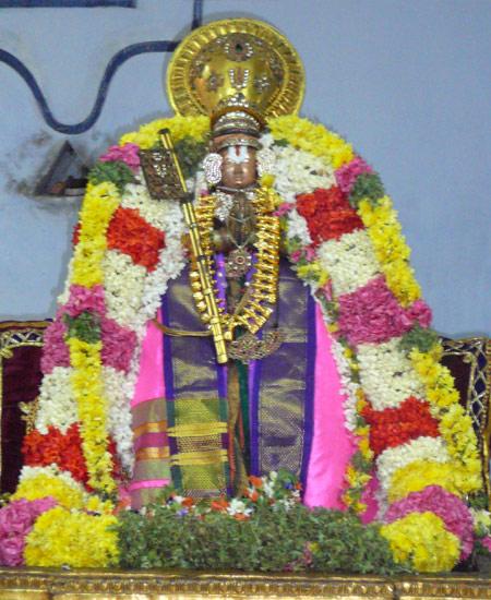 Swamy Manavala Maamunigal, Kanchipuram
