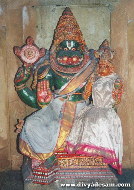 Srivilliputhoor - Sri Laskhmi Narasimhar