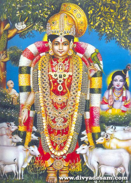 Sri Andal - Kodhai Naachiyar, Thiru Aadi Pooram, Avathar of