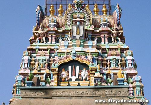 Kovil Raja Gopuram Raja Gopuram Sriperumbhudur